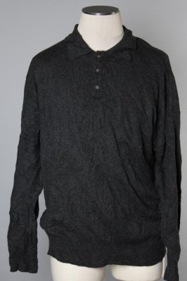 Men's Long Sleeve Polo 6 1