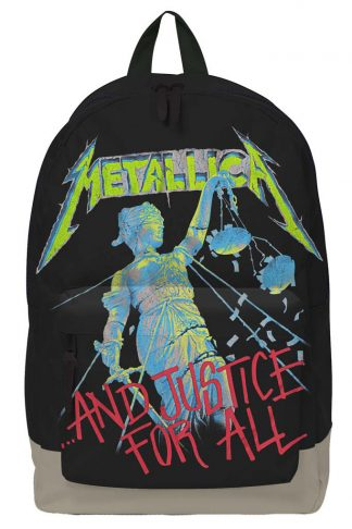 Metallica And Justice for All Classic Backpack