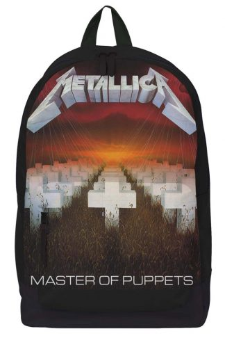 Metallica Master of Puppets Classic Backpack