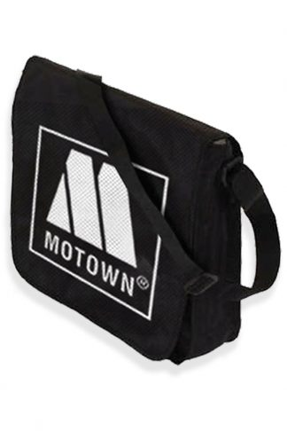 Motown Records Flap Top Vinyl Record Bag