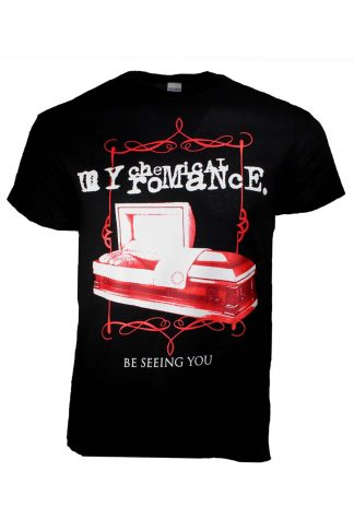 My Chemical Romance Coffin T-Shirt