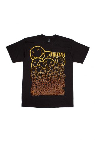 Nirvana Many Smiles T-Shirt