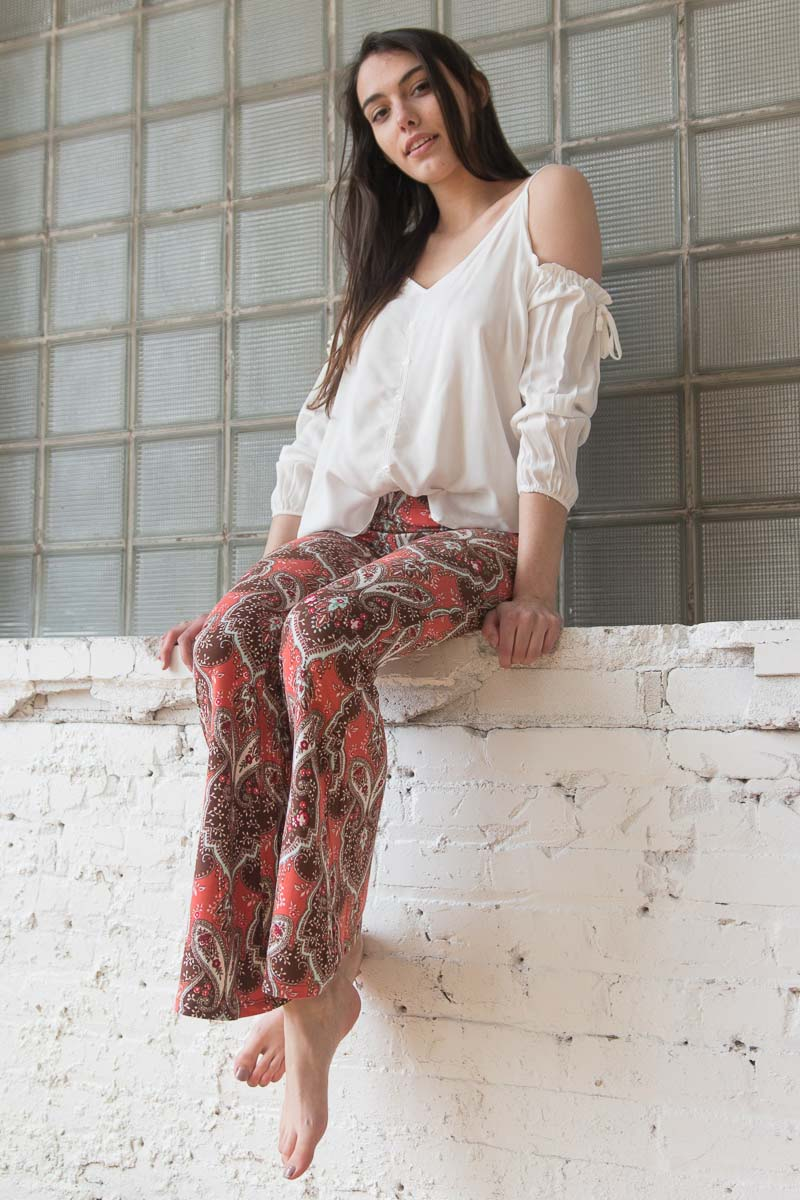 orange-print-bell-bottoms-1