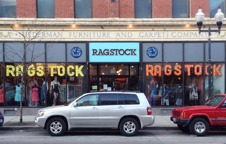 ragstock chicago wicker park Chicago   Wicker Park