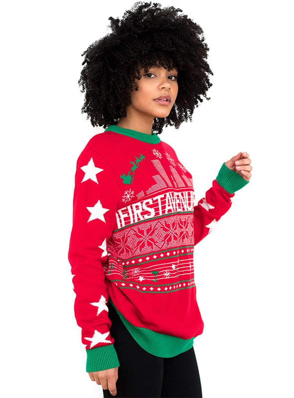 red-first-ave-christmas-sweater