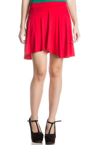 red jersey skirt 1 190x285 Ugly Christmas Sweaters