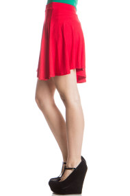 red jersey skirt 2 190x285 Ugly Christmas Sweaters