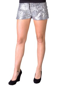 sequin shorts silver 1 190x285 Ugly Christmas Sweaters
