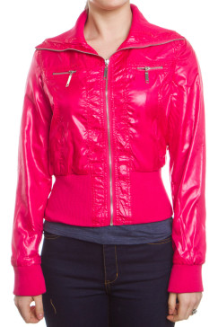 shiny-retro-moto-jacket-fuchsia