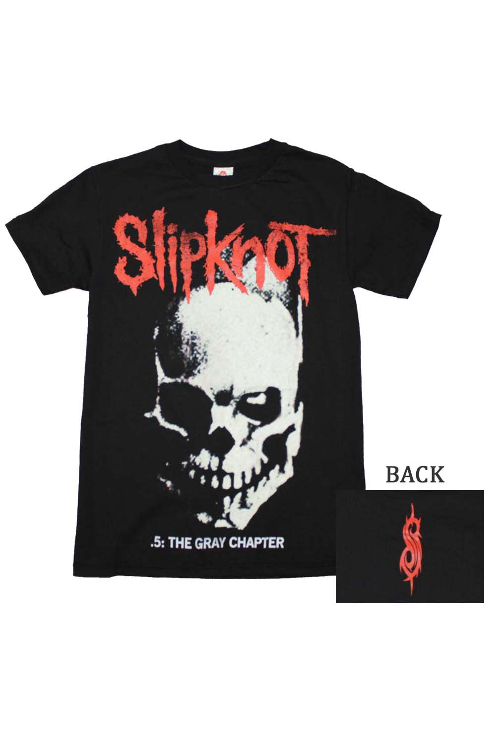 Slipknot Skull and Tribal T-Shirt