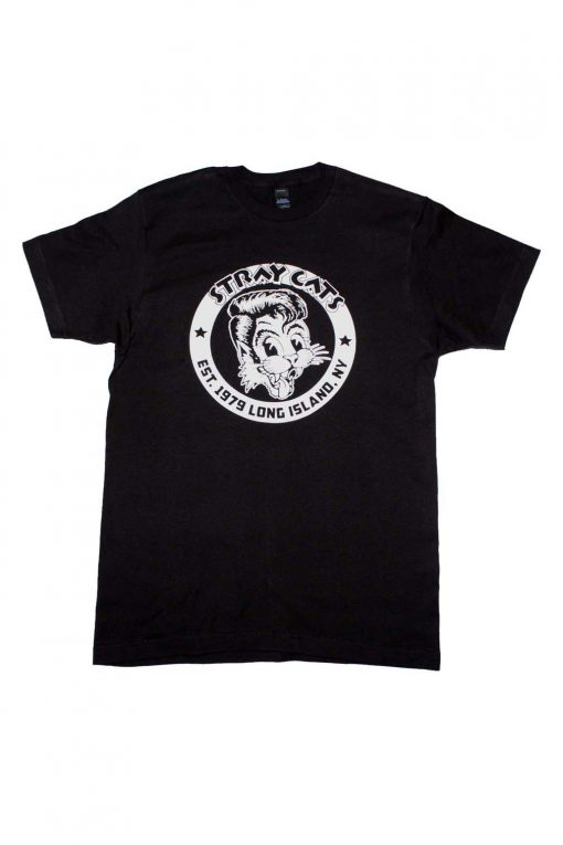 Stray Cats Established 1979 T-Shirt