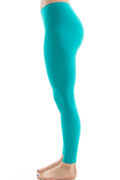 teal-nylon-tricot-leggings