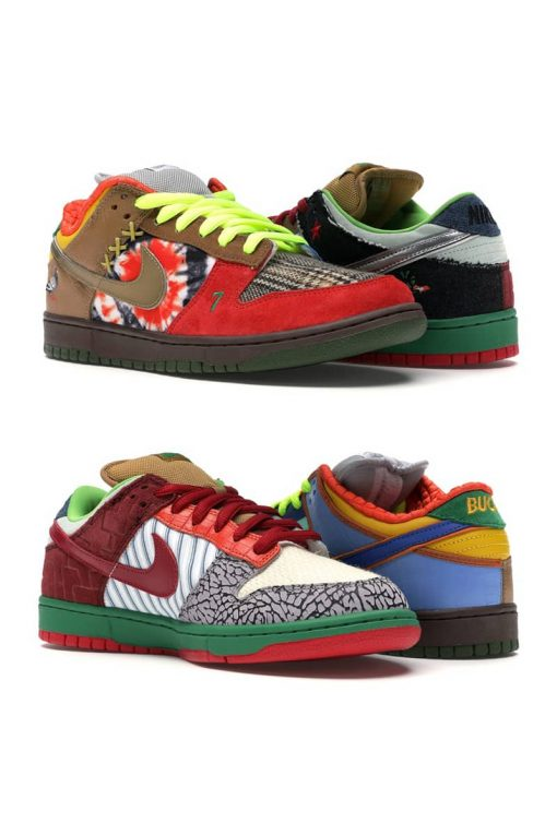 Nike Dunk SB Low What the dunk?