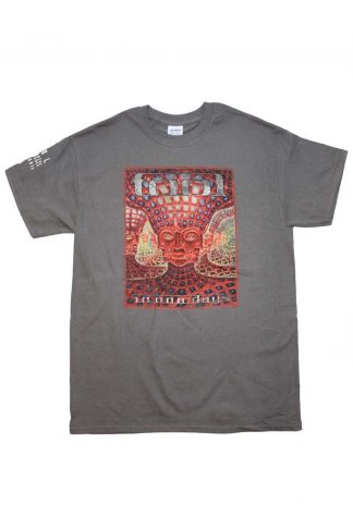 Tool 10,000 Days Album Cover Band Shirt