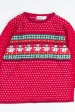 Red Ugly Christmas Pullover 52007