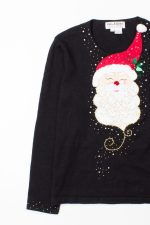 Black Ugly Christmas Pullover 52861