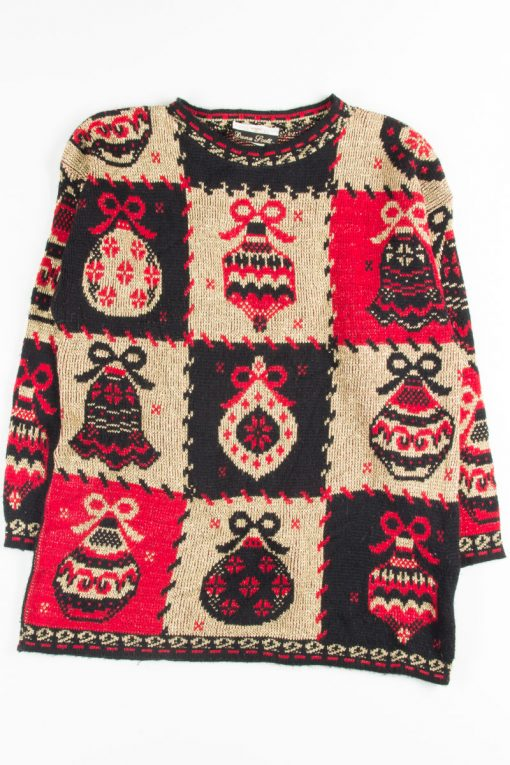 Multicolor Ugly Christmas Pullover 51203