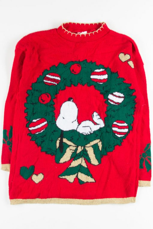 Red Ugly Christmas Pullover 51209
