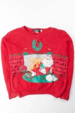 Red Ugly Christmas Pullover 52975