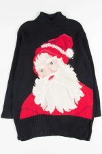 Black Ugly Christmas Pullover 53076