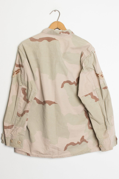 Desert Camouflage Air force Jacket