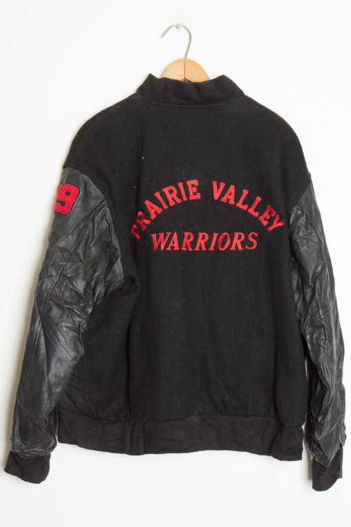 Praire Valley Warriors Letterman Jacket