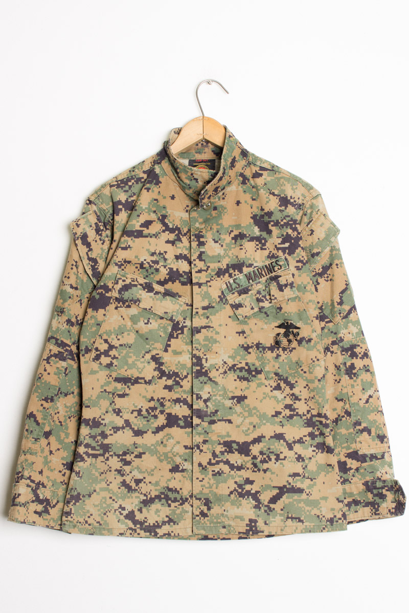 Digital Woodland U.S. Marines Jacket