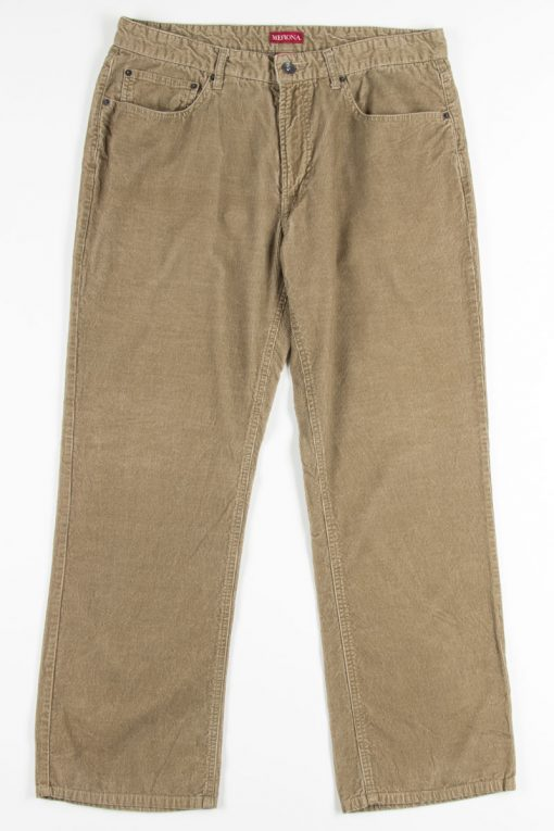 Tan Corduroy Pants