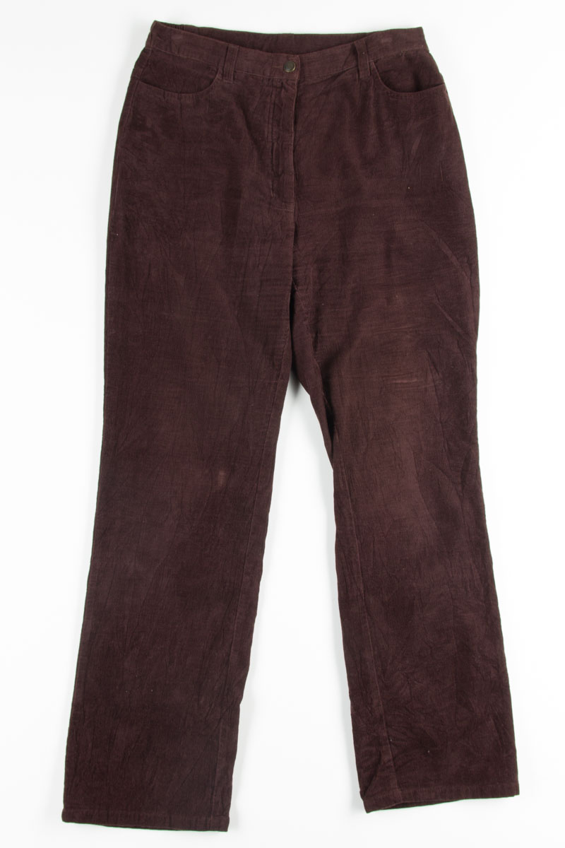 top-rated cheap sale new arrive Brown Corduroy Pants