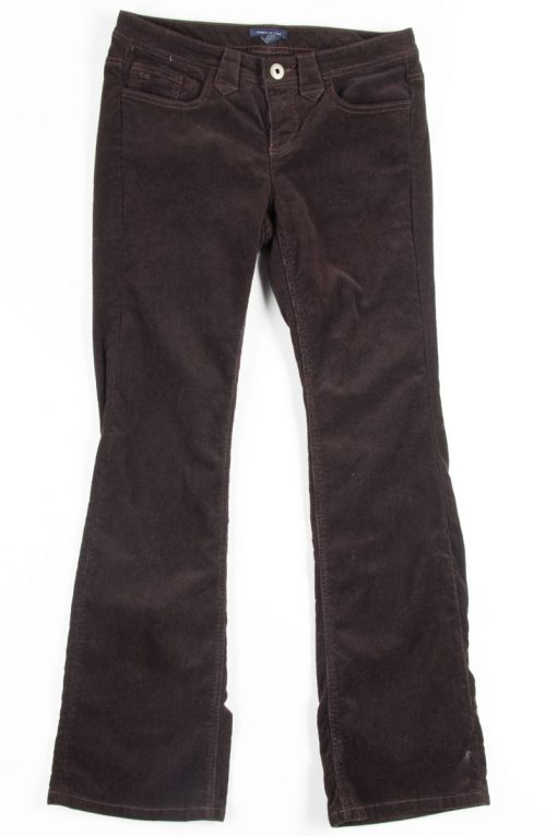 Brown Tommy Hilfiger Corduroy Pants