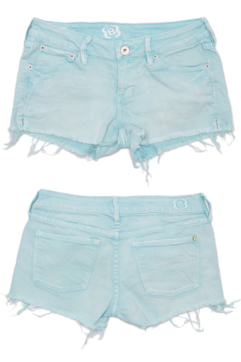 Cut Off Denim Shorts 51