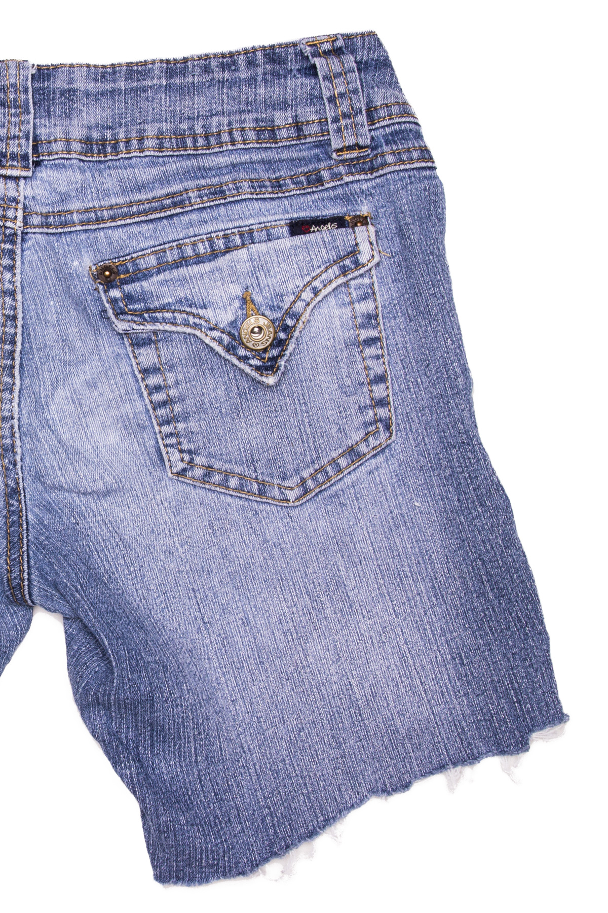 Cut Off Denim Shorts 30