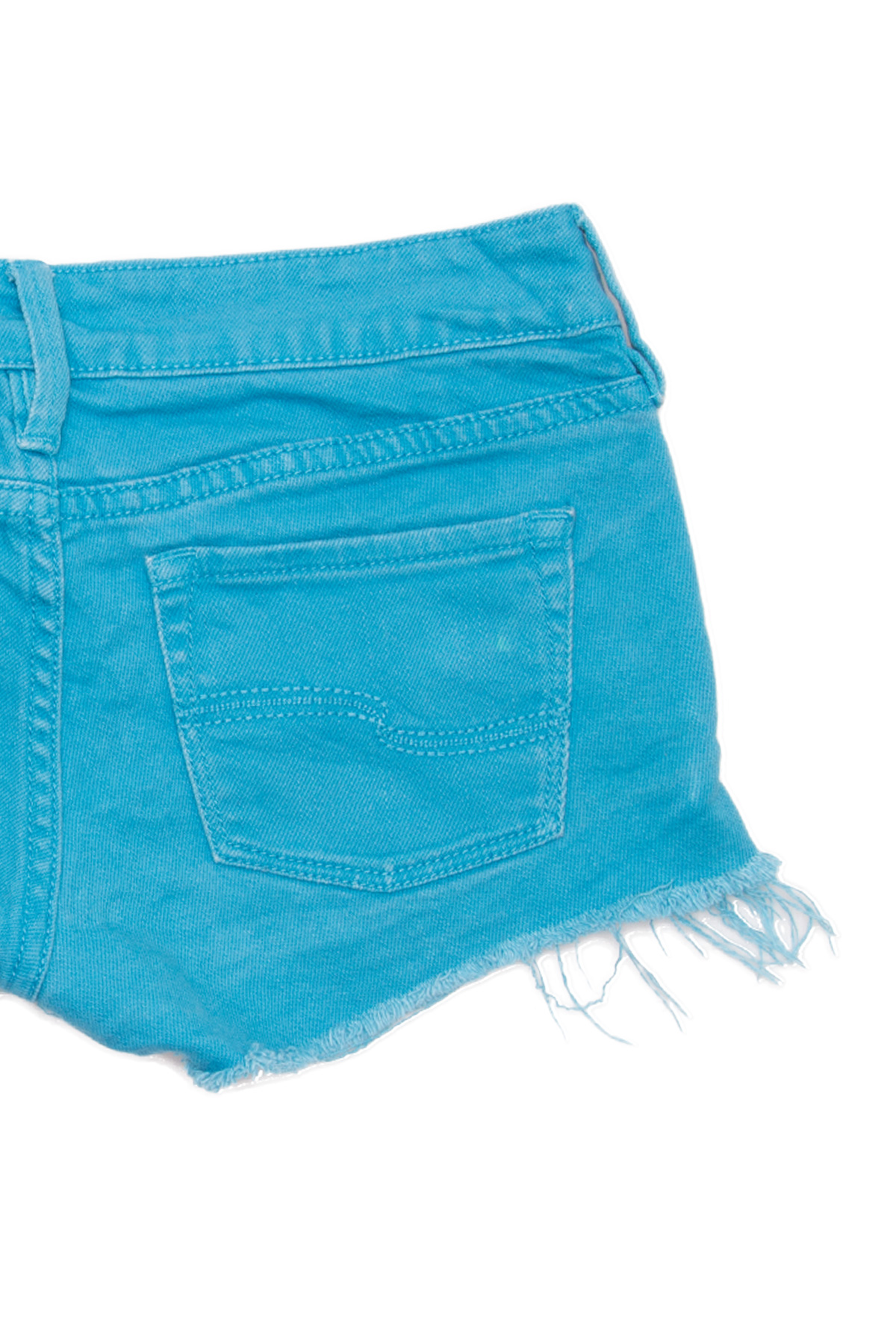Cut Off Denim Shorts 54