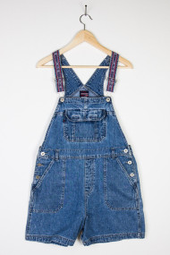 vintage denim shortalls front 12 190x285 Vintage WWII Era Military Jacket