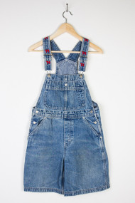 vintage denim shortalls front 26 190x285 Vintage WWII Era Military Jacket