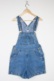 vintage denim shortalls front 27 190x285 Vintage WWII Era Military Jacket