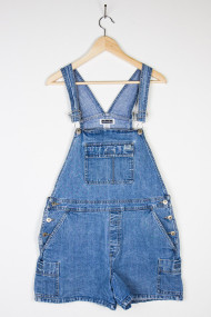 vintage denim shortalls front 50 190x285 Vintage WWII Era Military Jacket