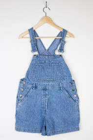 vintage denim shortalls front 63 190x285 Vintage WWII Era Military Jacket