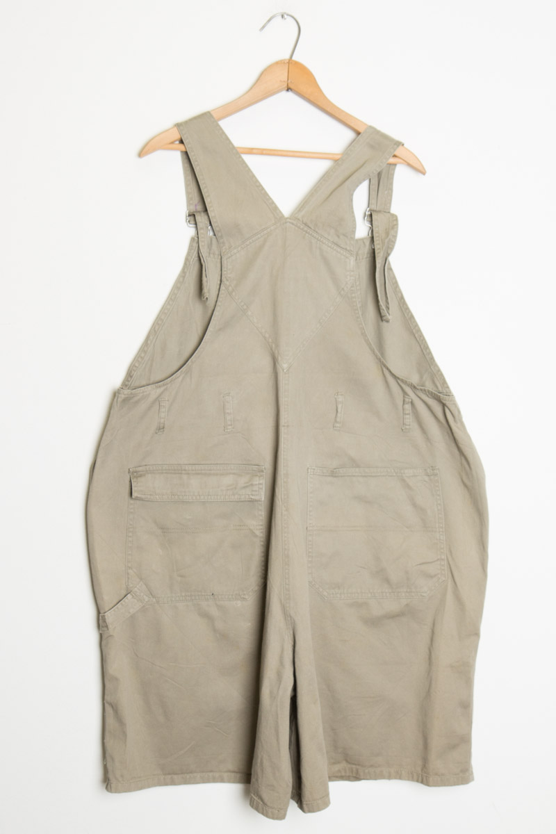 Vintage Denim Shortalls 68