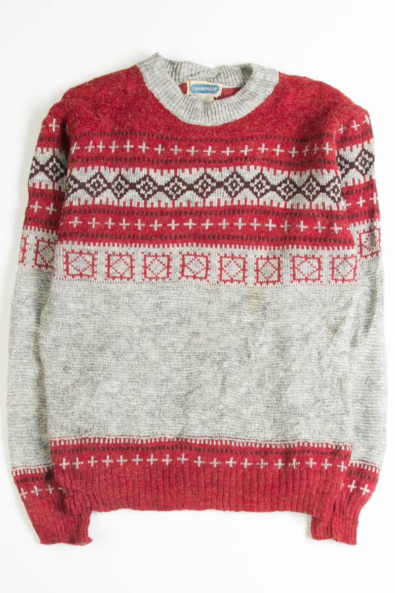 Vintage Fair Isle Sweater 139 - Ragstock