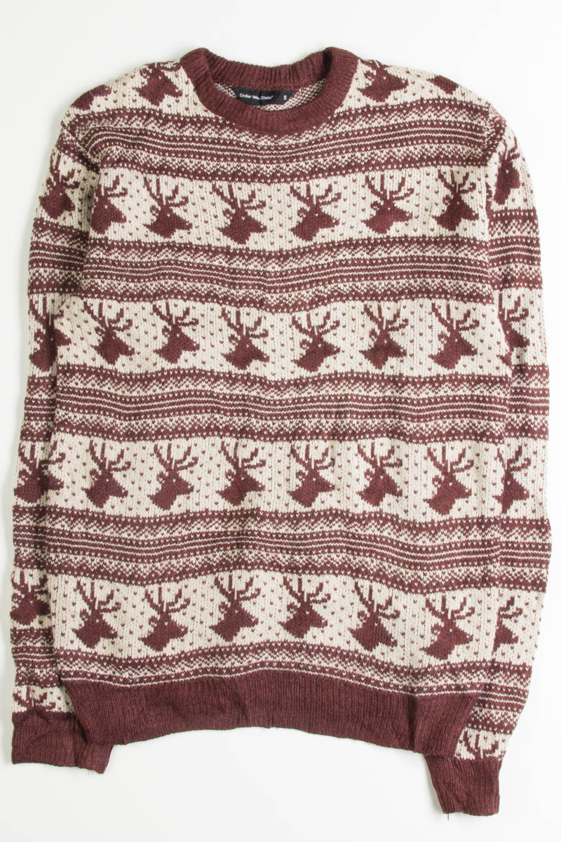 Vintage Fair Isle Sweater 145 - Ragstock