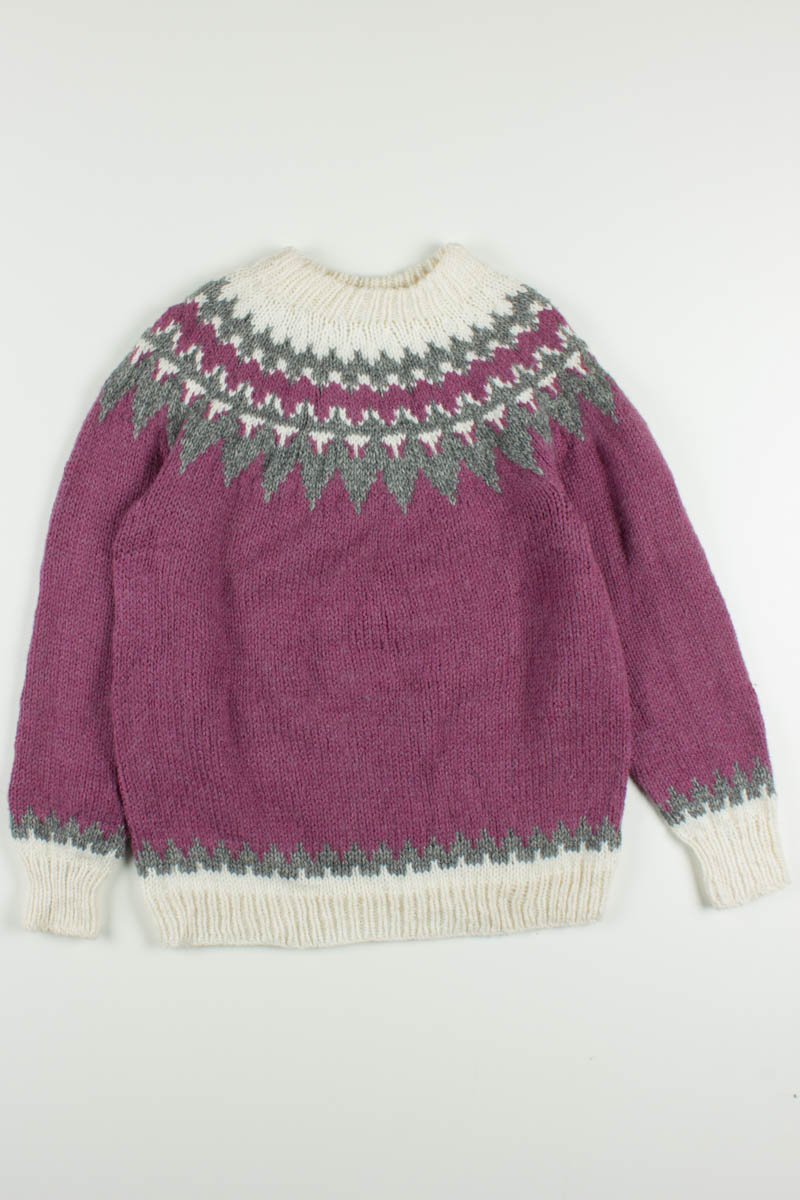 Vintage Fair Isle Sweater 89 - Ragstock