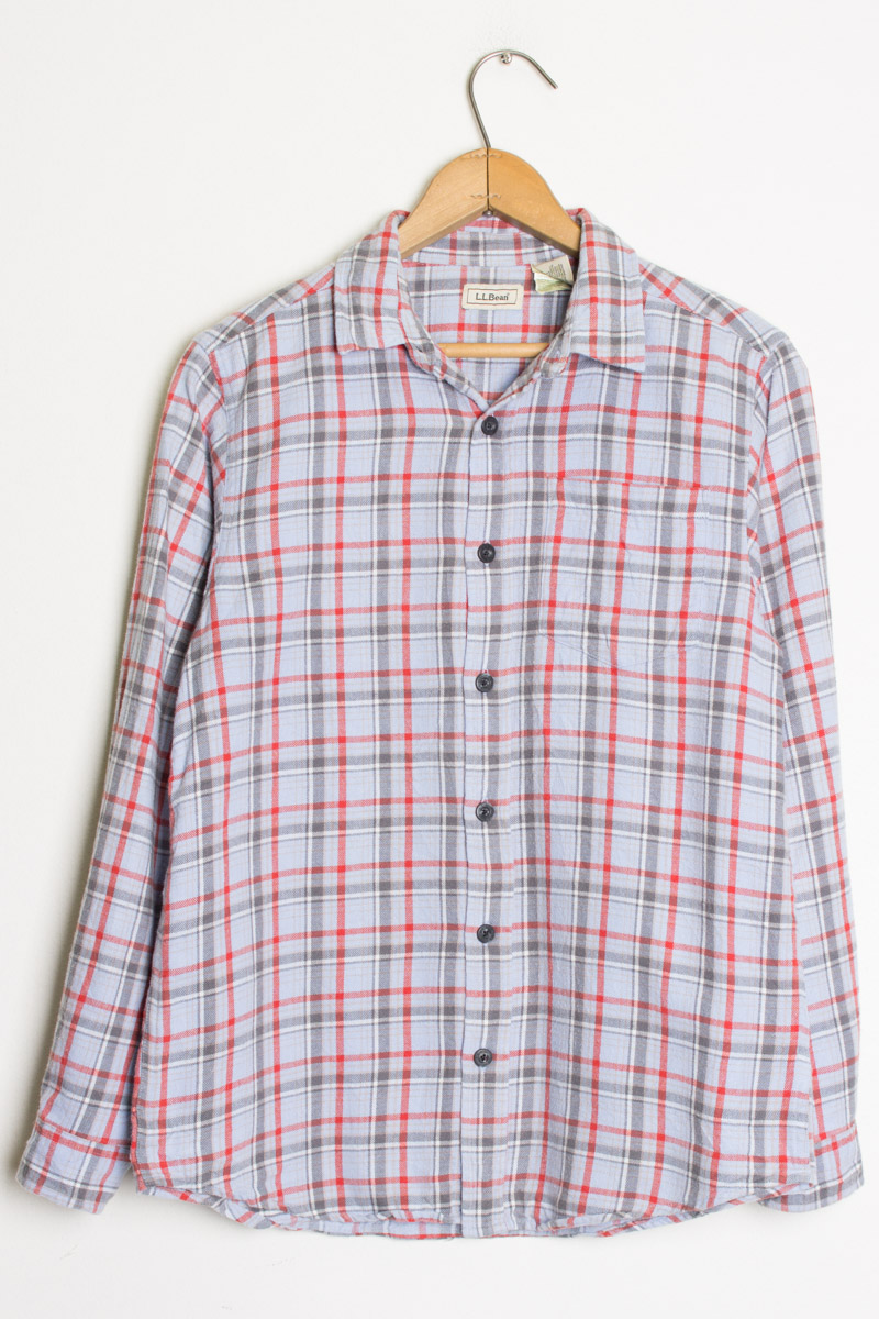 Vintage Flannel Shirt 4