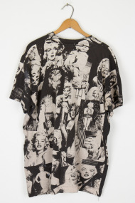 Marilyn Monroe Collage T-shirt
