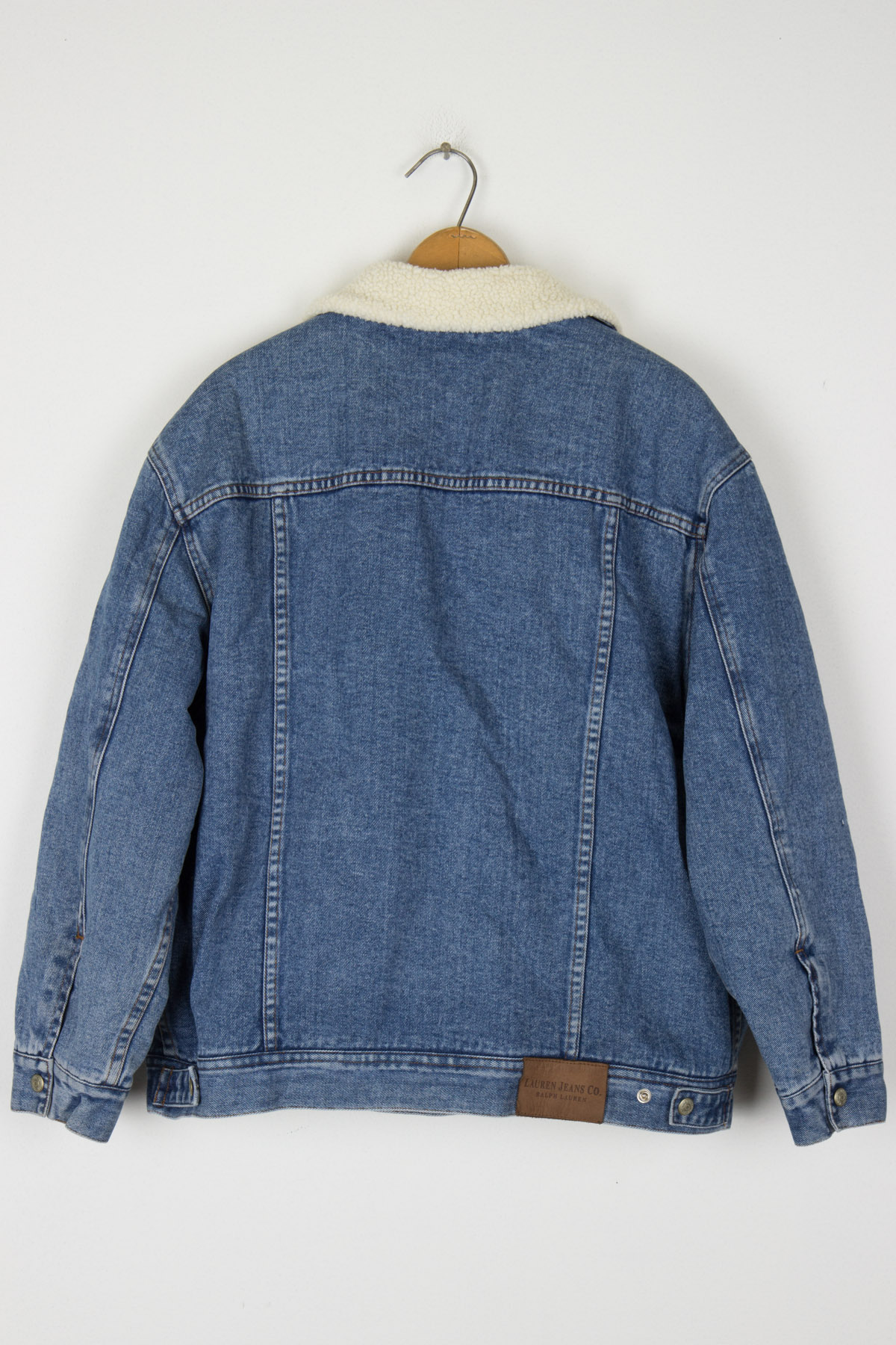 Ralph Lauren Lined Denim Jacket