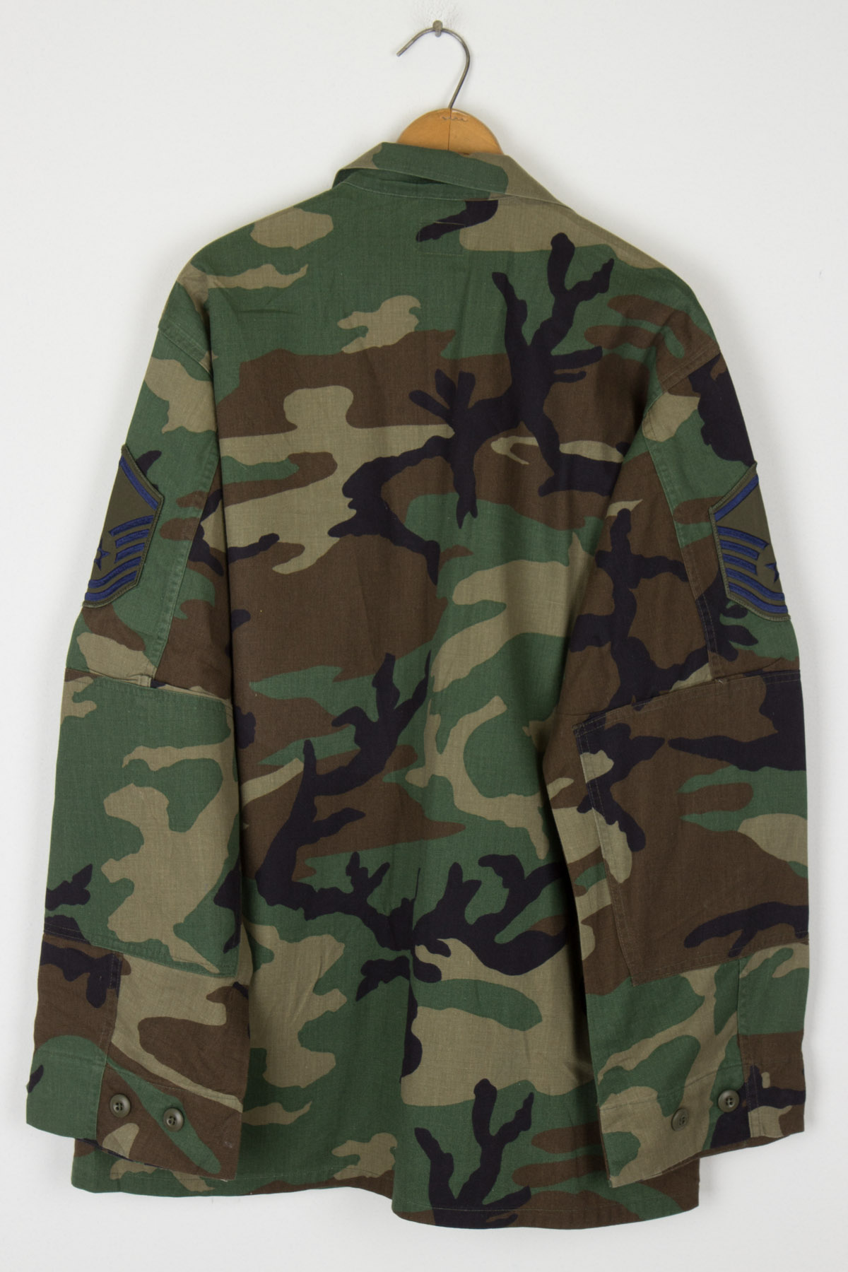 Air Force Camouflage Jacket