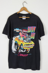 Born Bad Camaro T-shirt