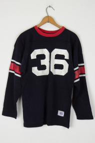 Black Champion 36 Long Sleeve Jersey