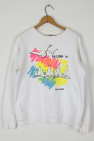 Sailing Michigan Sweatshirt