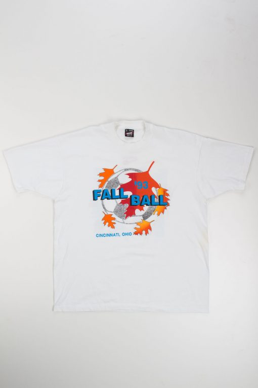 93' Fall Ball T-Shirt (Single Stitch)